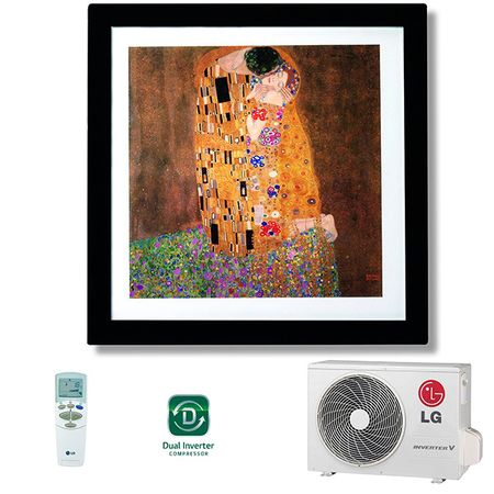 Aer conditionat LG Artcool Gallery A12FR, 12000 BTU, A++/A+, Wi-Fi Ready, tablou 2