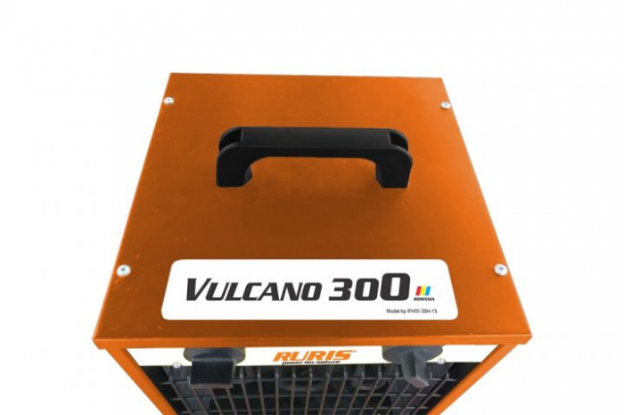 Aeroterma electrica RURIS Vulcano 300 1