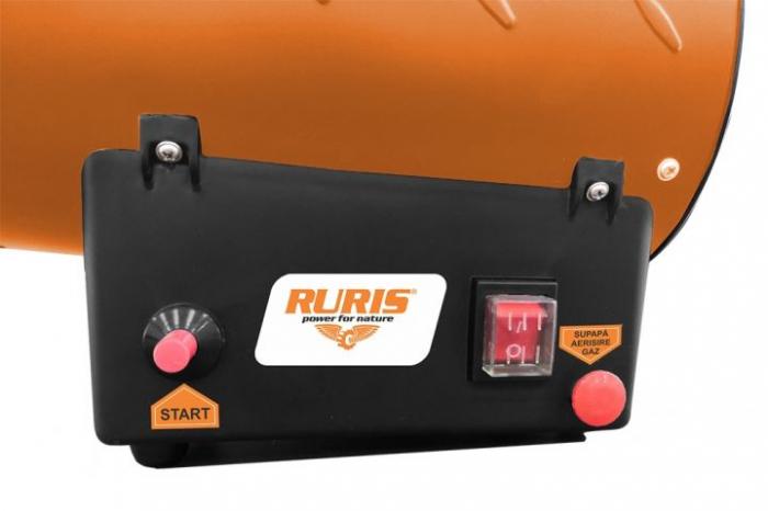 Aeroterma gaz RURIS Vulcano 881 1