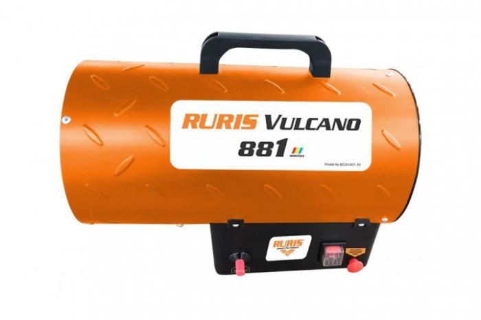 Aeroterma gaz RURIS Vulcano 881 4