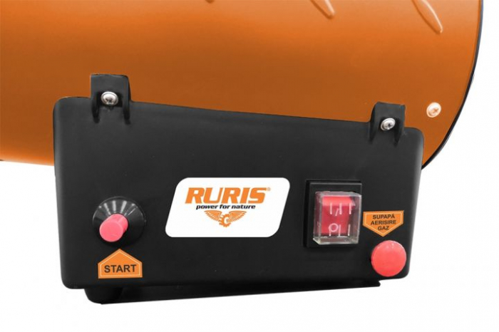 Aeroterma gaz RURIS Vulcano 882 1