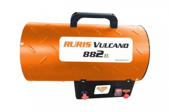 Aeroterma gaz RURIS Vulcano 882 3