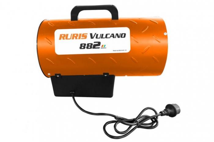 Aeroterma gaz RURIS Vulcano 882 4