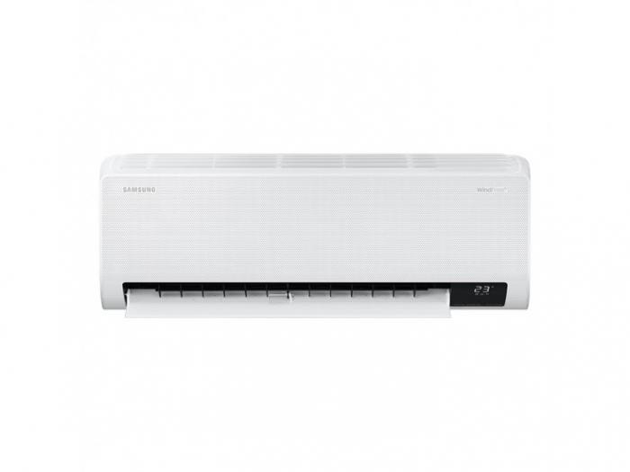 Aparat de aer conditionat Samsung AR12TXFCAWKNEU/AR12TXFCAWKXEU, Wind Free Confort, 12000 btu, SmartThings (Wi-Fi), Dezumidificare [1]
