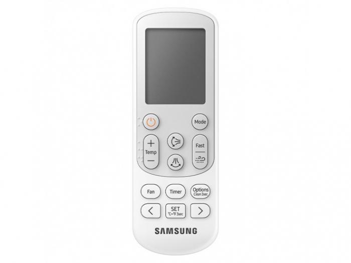 Aparat de aer conditionat Samsung AR12TXFCAWKNEU/AR12TXFCAWKXEU, Wind Free Confort, 12000 btu, SmartThings (Wi-Fi), Dezumidificare [12]