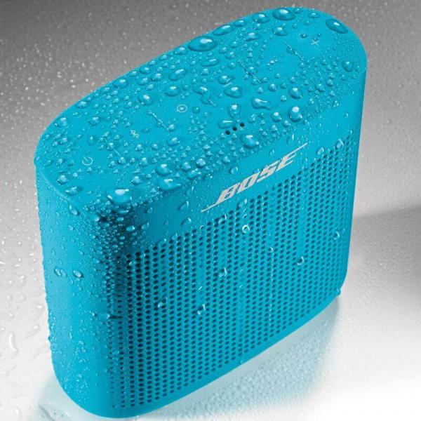 Boxa Bluetooth Bose SoundLink Color II, Aquatic Blue, 752195-0500 0