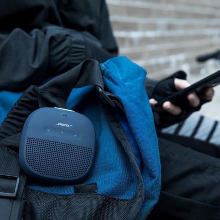 Boxa Bluetooth Bose SoundLink Micro, Midnight Blue, 783342-0500 [7]