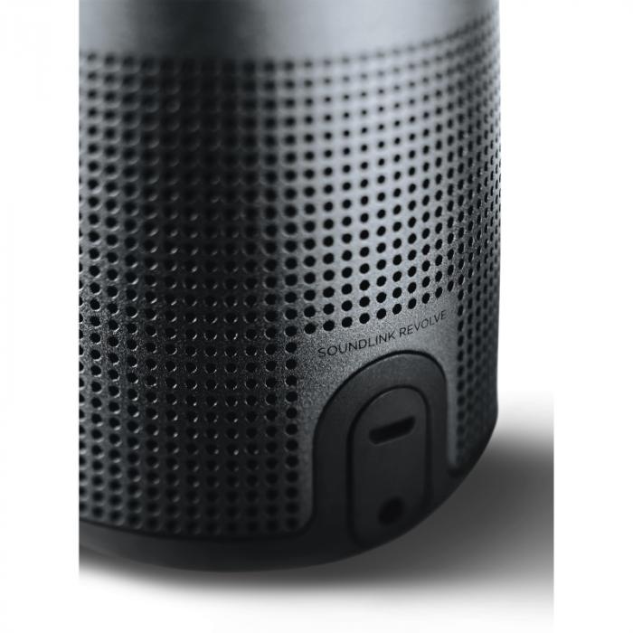 Boxa Bluetooth Bose SoundLink Revolve II Black, 858365-2110 4