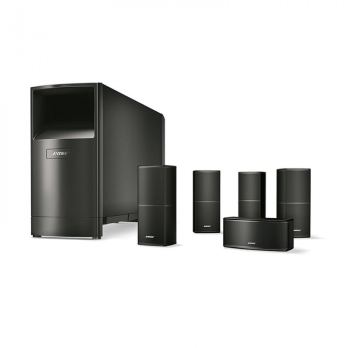 Boxe home cinema Acoustimass 10 V Black