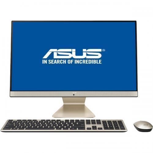 "Sistem All-in-One ASUS V241FFK-BA027D cu procesor Intel® Core™ i5-8265U pana la 3.90 GHz, Whiskey Lake, 23.8"", Full HD, 8GB, 512GB SSD, NVIDIA® GeForce® MX130, Endless OS, Mouse + Tastatura 0"