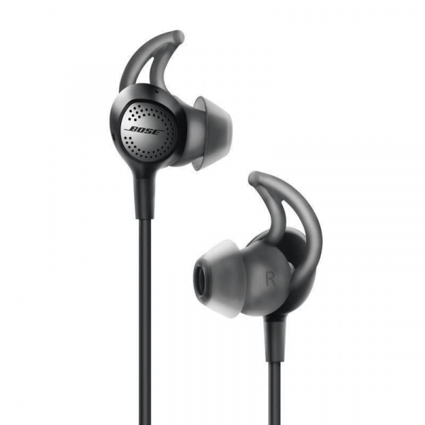 Casti in-ear BOSE QuietControl 30 cu microfon (quietcontrol30-bk), Wireless, Noise Canceling, Negre 4