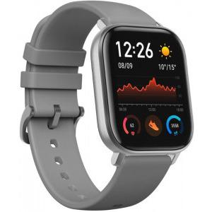 Ceas smartwatch Amazfit GTS, Lava Grey 1