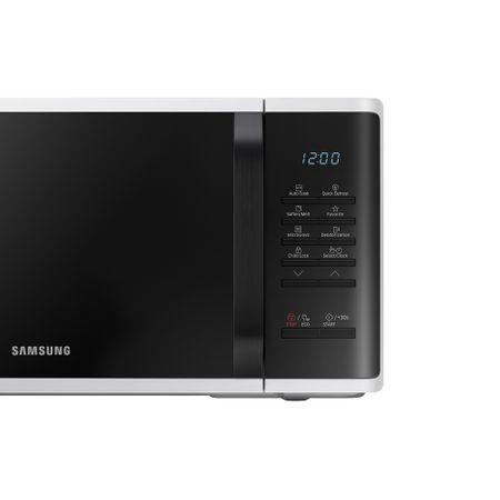 Cuptor cu microunde Samsung MS23K3513AW/OL, 23 l, 800W, Touch control, Alb 3