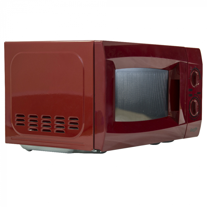 Cuptor microunde, SB720R Simbio, 700W, mecanic, rosu [1]