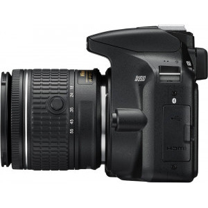 Aparat foto DSLR Nikon D3500, 24.2MP, Negru + Obiectiv AF-P 18-55mm VR 9