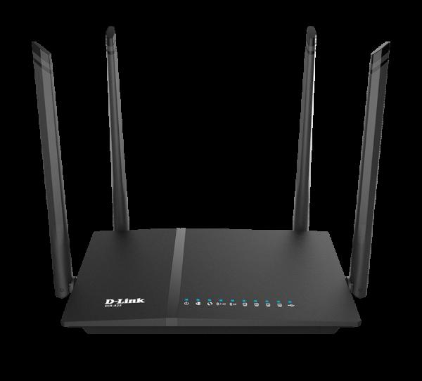 Router D-Link DIR-825/EE AC1200 Gigabit MU-MIMO 2.4 GHz/5 GHz 0