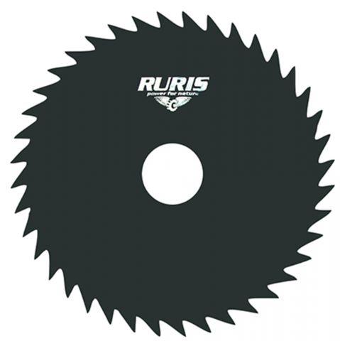 Disc de tuns iarba cu 40 tăișuri, Ruris, PS410C-1-40B [0]