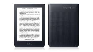 "eBook Reader KOBO Nia, N306-KU-BK-K-EP,  6"", 8GB, Negru 1"