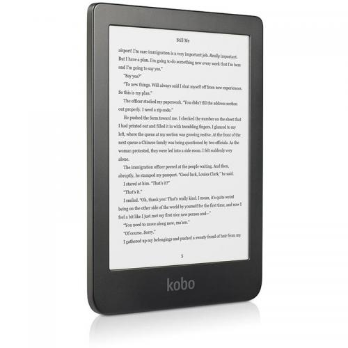 eBook Reader Kobo Clara N249-KU-BK-K-EP 6inch, 8GB, Black 1