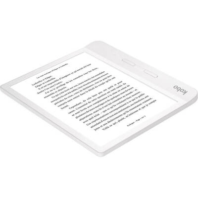 "eBook Reader Kobo Libra H2O, 7"", 8GB, Wi-Fi, White 3"