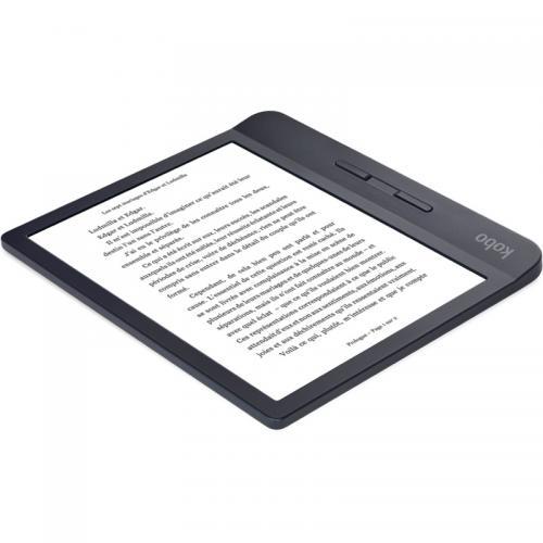 Resigilat - eBook Reader Kobo Libra H2O N873-KU-BK-K-EP 7inch, 8GB, Black [3]