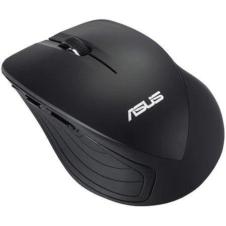Mouse optic ASUS WT465, Wireless, USB, Negru, 90XB0090-BMU040 1