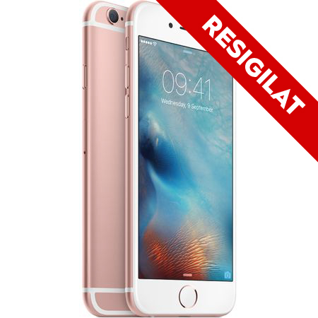 Telefon mobil Apple iPhone 6S, 16GB, Rose Gold (mkqm2rm/a) 0