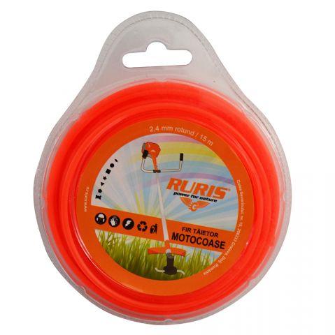 Fir trimmer 2.4 mm (rotund) 15m, Ruris, 6-175 [0]