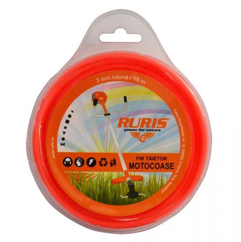 Fir trimmer 3 mm (rotund) 15m, Ruris, 6-177 [0]
