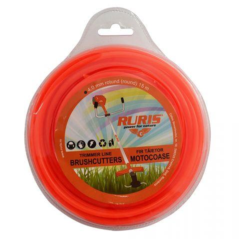 Fir trimmer 4 mm (rotund) 15, Ruris, 6-184 [0]
