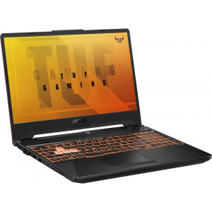 Laptop ASUS Gaming 15.6'' ASUS TUF F15 FX506LI-HN110, FHD 144Hz, Procesor Intel® Core™ i7-10870H (16M Cache, up to 5.00 GHz), 16GB DDR4, 1TB SSD, GeForce GTX 1650 Ti 4GB, No OS, Bonfire Black 2