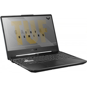 Laptop ASUS Gaming 15.6'' ASUS TUF F15 FX506LU-HN767, FHD 144Hz, Procesor Intel® Core™ i7-10870H (16M Cache, up to 5.00 GHz), 8GB DDR4, 512GB SSD, GeForce GTX 1660 Ti 6GB, No OS, Fortress Gray [8]