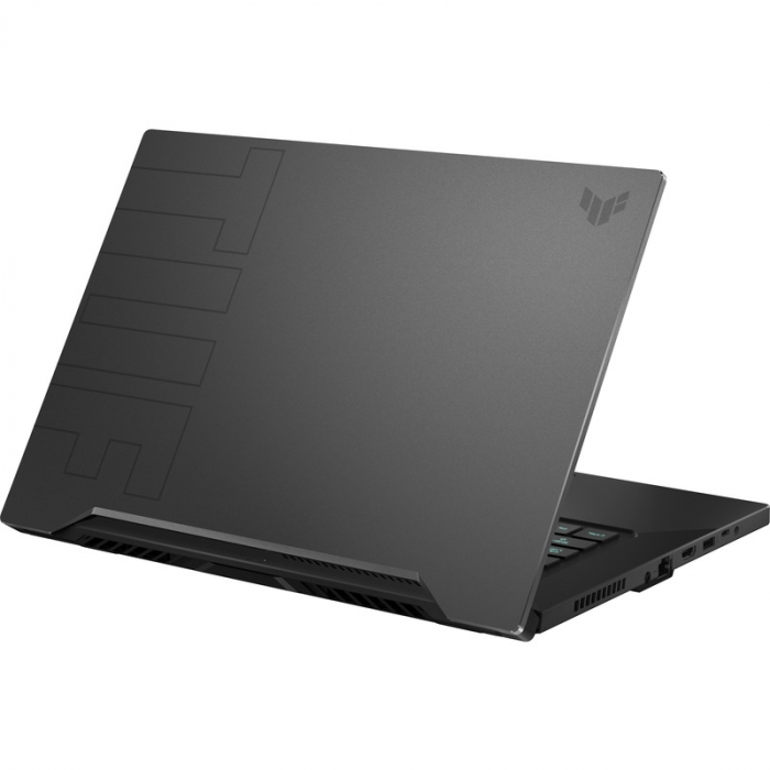 Laptop ASUS Gaming 15.6'' TUF Dash F15 FX516PC-HN003, FHD 144Hz, Procesor Intel® Core™ i5-11300H (8M Cache, up to 4.40 GHz, with IPU), 16GB DDR4, 512GB SSD, GeForce RTX 3050 4GB, No OS, Eclipse Gray [10]