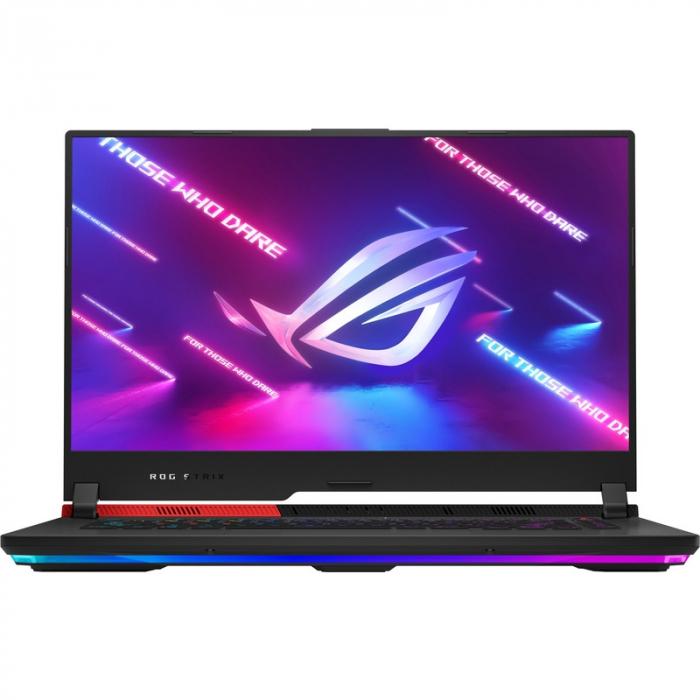 "Laptop Gaming Asus ROG Strix G15 G513IH-HN006, AMD Ryzen 7 4800H, 15.6"", 16GB, SSD 512GB, GeForce GTX 1650 4GB, No OS, Original Black [1]"