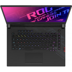 Laptop Asus ROG G532LWS-AZ057, Intel® Core™ i7-10875H Processor (16M Cache, up to 5.10 GHz), 15.6inch, RAM 16GB, SSD 1TB, NVIDIA GeForce RTX 2070 Super 8GB, FreeDos, Negru 1