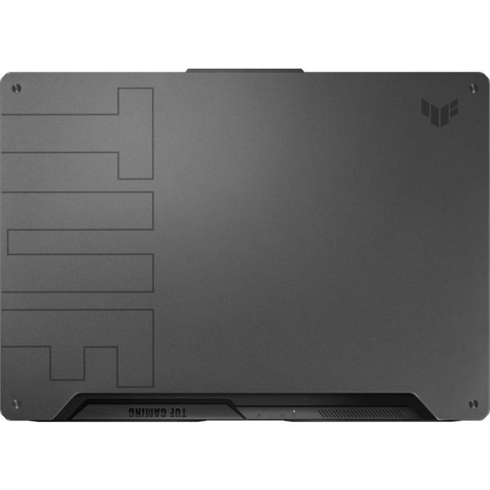 "Laptop Gaming Asus TUF F15 FX506HC-HN002, Intel Core i5-11400H, 15.6"", 8GB, 512GB SSD, GeForce RTX 3050 4GB, No OS, Eclipse Gray [12]"