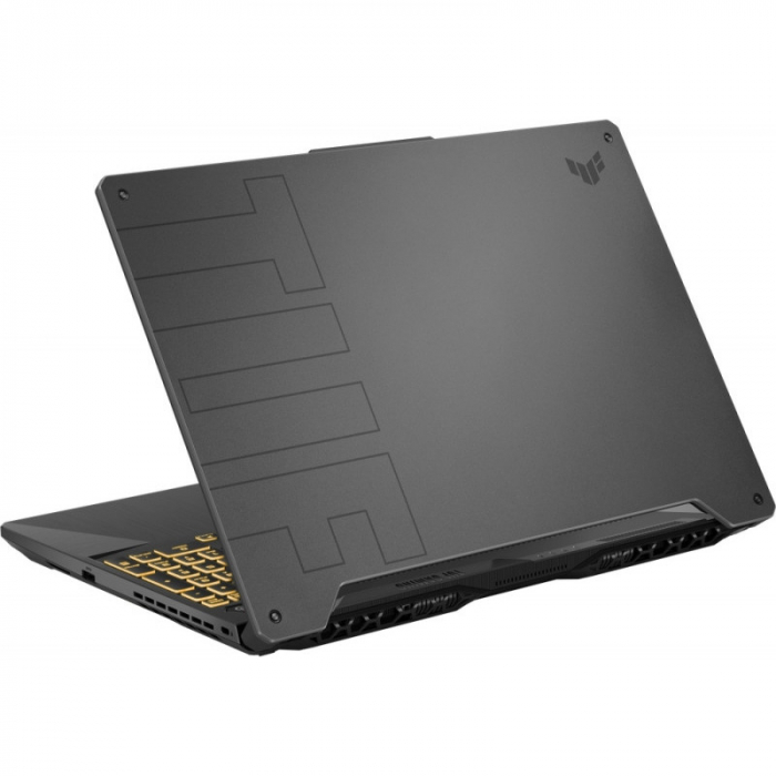 "Laptop Gaming Asus TUF F15 FX506HC-HN002, Intel Core i5-11400H, 15.6"", 8GB, 512GB SSD, GeForce RTX 3050 4GB, No OS, Eclipse Gray [5]"