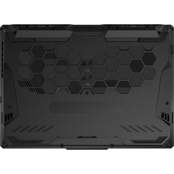 "Laptop Gaming Asus TUF F15 FX506HC-HN002, Intel Core i5-11400H, 15.6"", 8GB, 512GB SSD, GeForce RTX 3050 4GB, No OS, Eclipse Gray [11]"