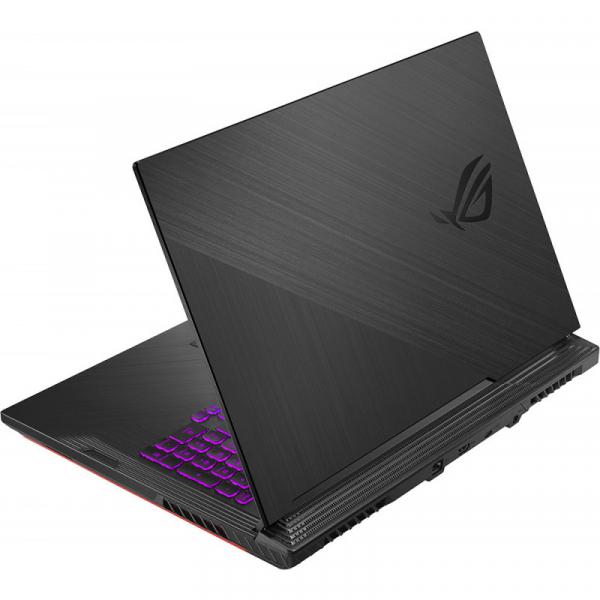 """Laptop Gaming Asus ROG G731GW-EV061 cu procesor Intel® Core™ i7-9750H pana la 4.5 GHz, 17.3"""", Full HD, 144 Hz, 16GB, 512GB SSD M.2, NVIDIA® GeForce RTX™ 2070 8GB, Black 3"""