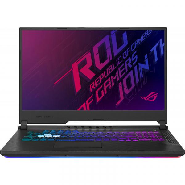 """Laptop Gaming Asus ROG G731GW-EV061 cu procesor Intel® Core™ i7-9750H pana la 4.5 GHz, 17.3"""", Full HD, 144 Hz, 16GB, 512GB SSD M.2, NVIDIA® GeForce RTX™ 2070 8GB, Black 0"""