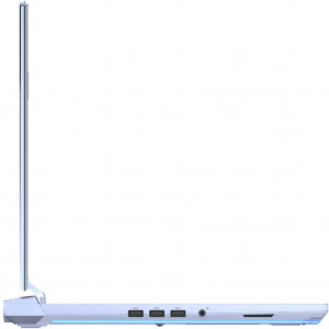Laptop ASUS Gaming 17.3'' ROG Strix G17 G712LU-H7023, FHD 120Hz, Procesor Intel® Core™ i7-10750H (12M Cache, up to 5.00 GHz), 16GB DDR4, 512GB SSD, GeForce GTX 1660 Ti 6GB, Free DOS, Glacier Blue 7