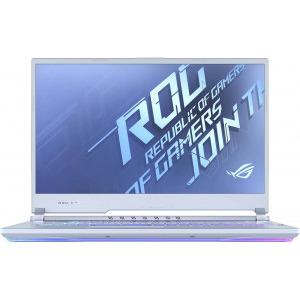 Laptop ASUS Gaming 17.3'' ROG Strix G17 G712LU-H7023, FHD 120Hz, Procesor Intel® Core™ i7-10750H (12M Cache, up to 5.00 GHz), 16GB DDR4, 512GB SSD, GeForce GTX 1660 Ti 6GB, Free DOS, Glacier Blue 0