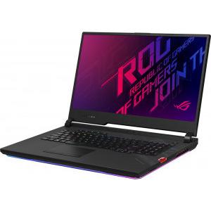 "Laptop Gaming ASUS ROG Strix SCAR17 G732LXS-HG074 cu procesor Intel® Core™ i9-10980HK pana la 5.30 GHz, 17.3"", Full HD, 32GB, 1TB SSD, nVidia GeForce RTX 2080 SUPER 8GB GDDR6, Free Dos, Negru 4"