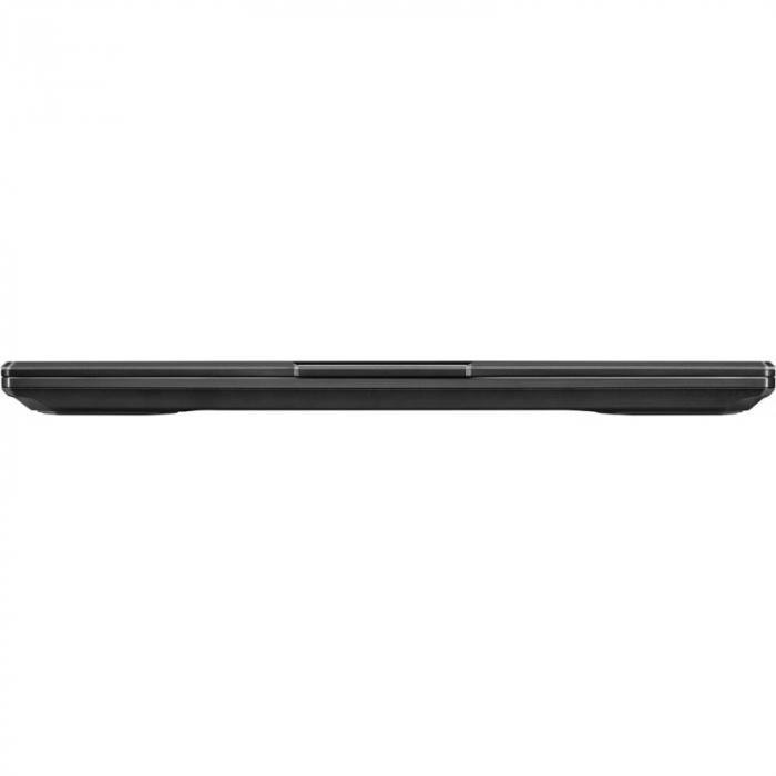 Laptop ASUS Gaming 17.3'' TUF F17 FX706HCB-HX145, FHD 144Hz, Procesor Intel® Core™ i5-11400H (12M Cache, up to 4.50 GHz), 8GB DDR4, 512GB SSD, GeForce RTX 3050 4GB, No OS, Graphite Black [8]