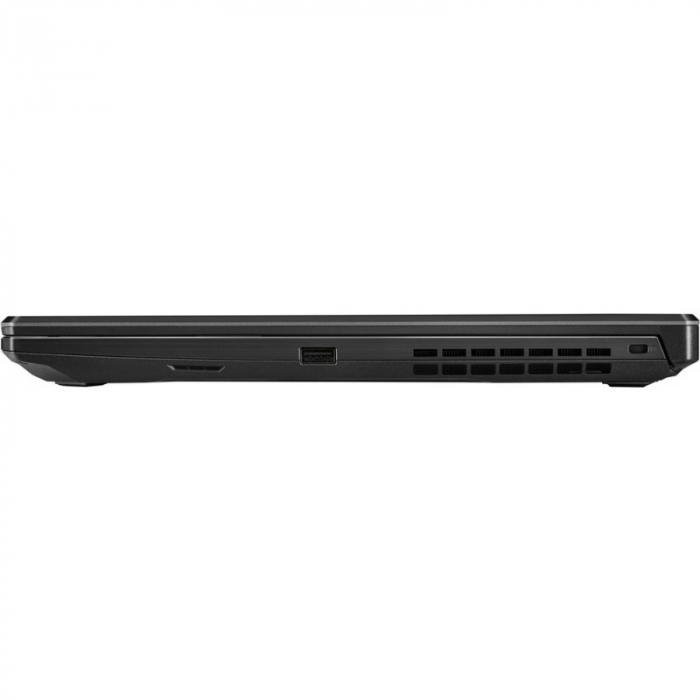 Laptop ASUS Gaming 17.3'' TUF F17 FX706HCB-HX145, FHD 144Hz, Procesor Intel® Core™ i5-11400H (12M Cache, up to 4.50 GHz), 8GB DDR4, 512GB SSD, GeForce RTX 3050 4GB, No OS, Graphite Black [10]