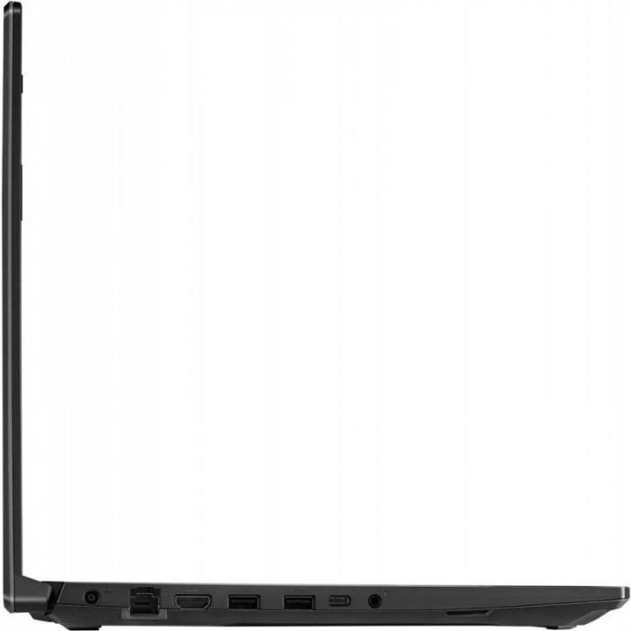 Laptop ASUS Gaming 17.3'' TUF F17 FX706HCB-HX145, FHD 144Hz, Procesor Intel® Core™ i5-11400H (12M Cache, up to 4.50 GHz), 8GB DDR4, 512GB SSD, GeForce RTX 3050 4GB, No OS, Graphite Black [12]
