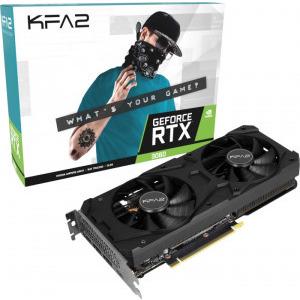 Placa video KFA2 GeForce RTX™ 3060 (1-Click OC), 12GB GDDR6, 192-bit [0]