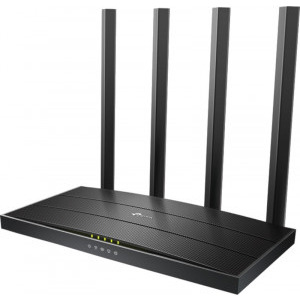 Router wireless TP-Link Archer C80, AC1900, Full Gigabit, Dual Band, MU-MIMO, Wi-Fi Wave2 2
