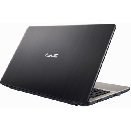 "Laptop ASUS X541NA-GO008 cu procesor Intel® Celeron® N3350 pana la 2.40 GHz, 15.6"", 4GB, 500GB, DVD-RW, Intel® HD Graphics, Endless OS, Chocolate Black 1"