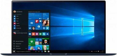 "Ultrabook Asus ZenBook UX534FTC-AA305R (Procesor Intel® Core™ i7-10510U (8M Cache, up to 4.90 GHz), Comet Lake, 15.6"" UHD, 16GB, 1TB SSD, nVidia GeForce GTX 1650 Max Q @4GB, Win10 Pro, Albastru) 1"